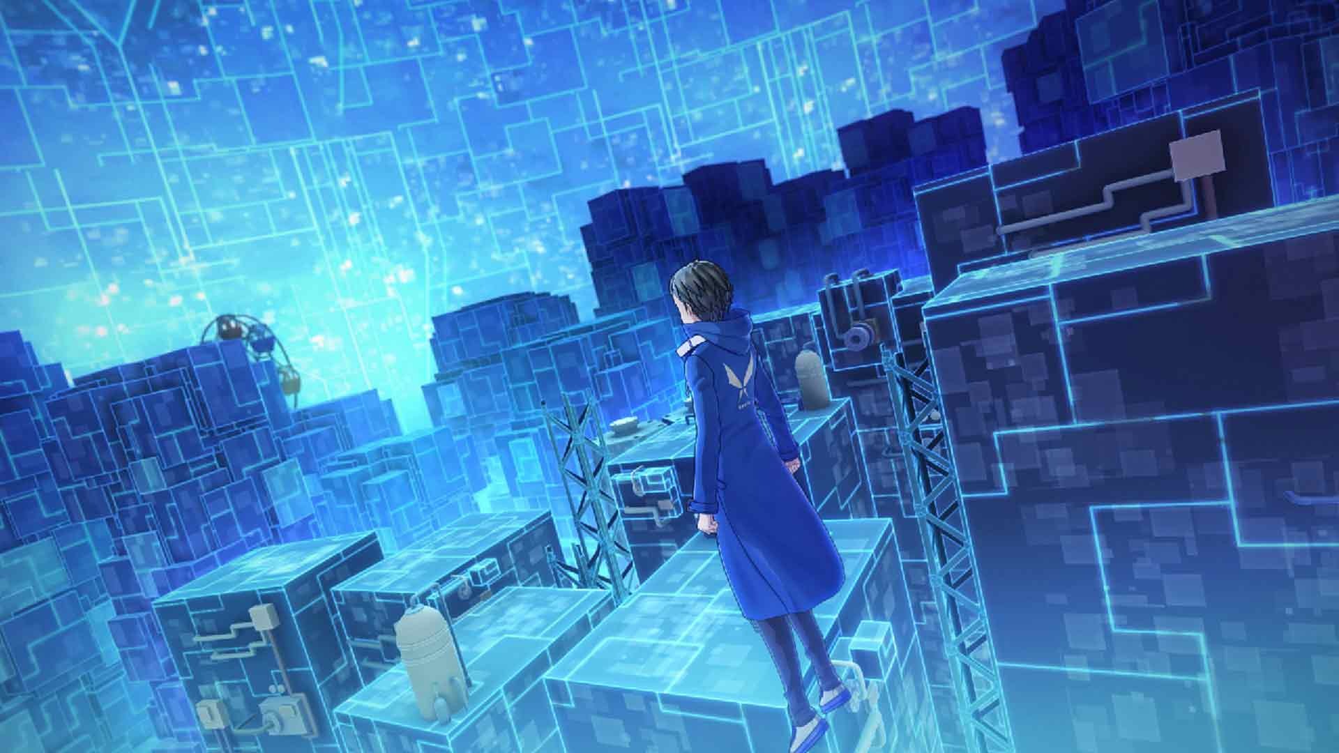 Digimon Story Cyber Sleuth: Complete Edition game image