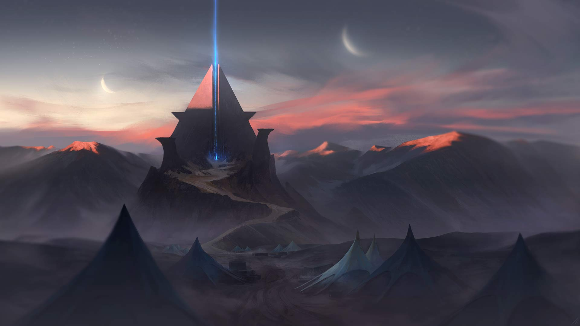 Stellaris: Ancient Relics Story Pack game image