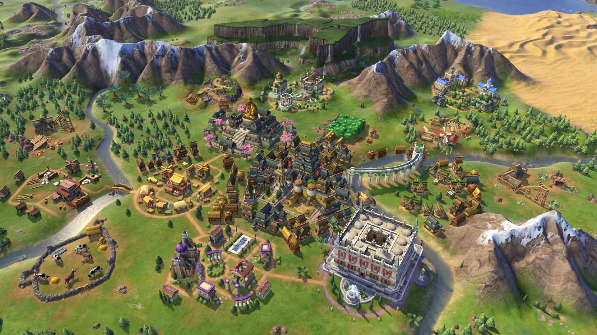 Sid Meier's Civilization VI : Platinum Edition game image