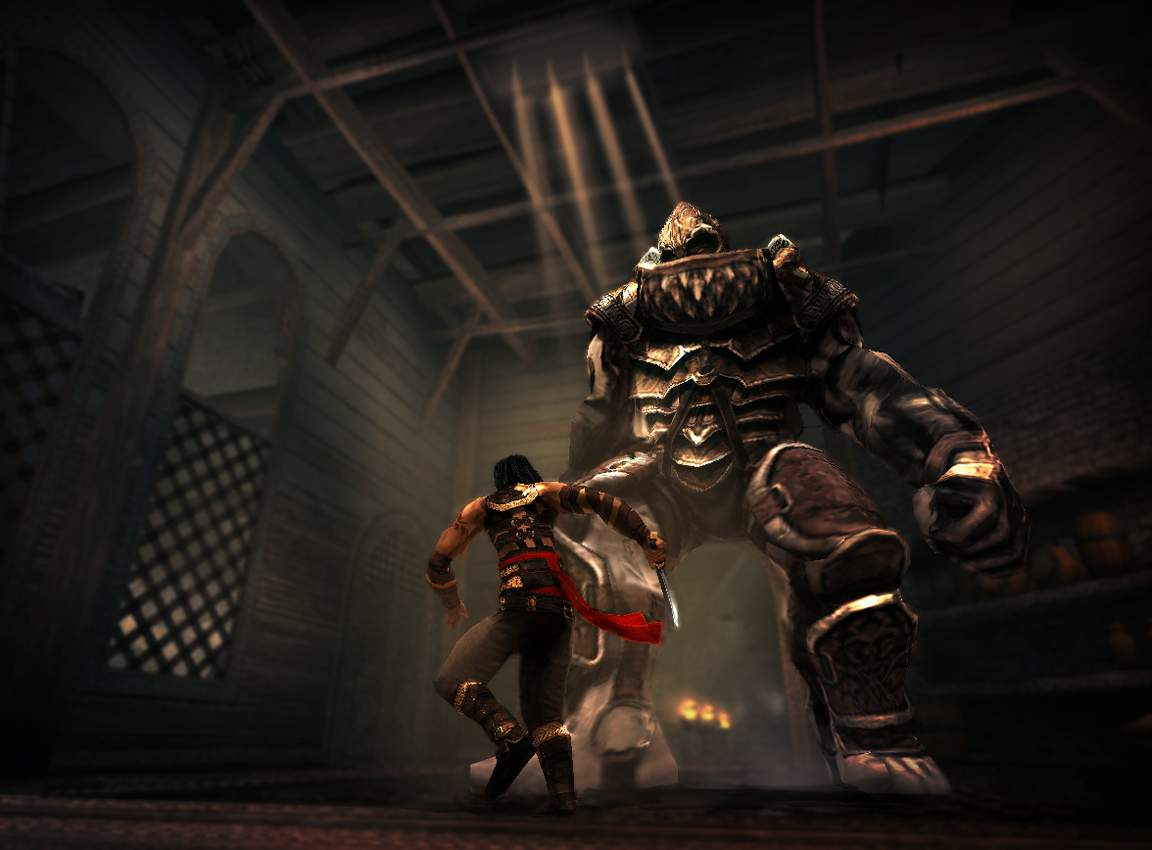 Prince of Persia: Warrior Within™ game image