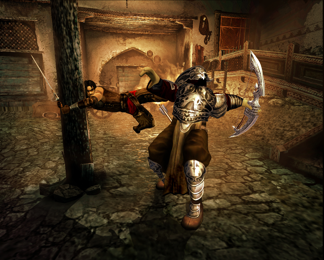 Prince of Persia: The Two Thrones™ game image