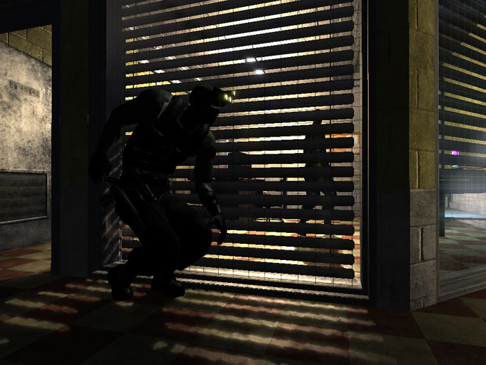 Tom Clancy's Splinter Cell Chaos Theory® game image