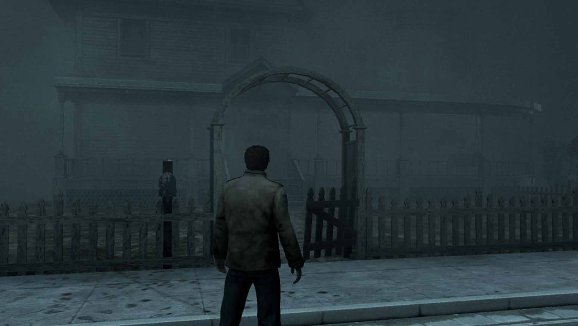 Silent Hill Homecoming game image