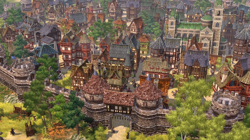 The Settlers®: Rise Of An Empire Gold Edition game image