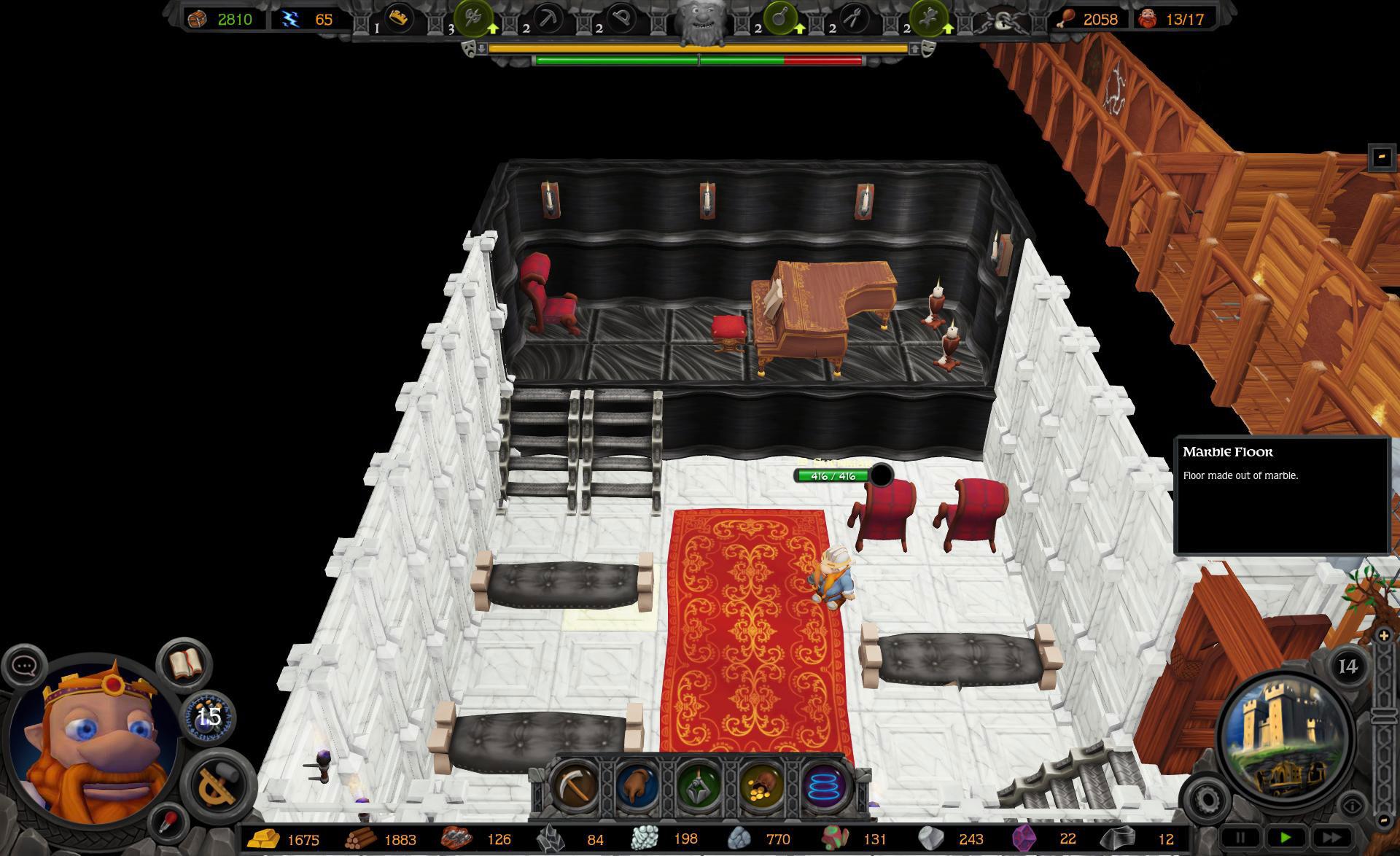 A Game of Dwarves game image