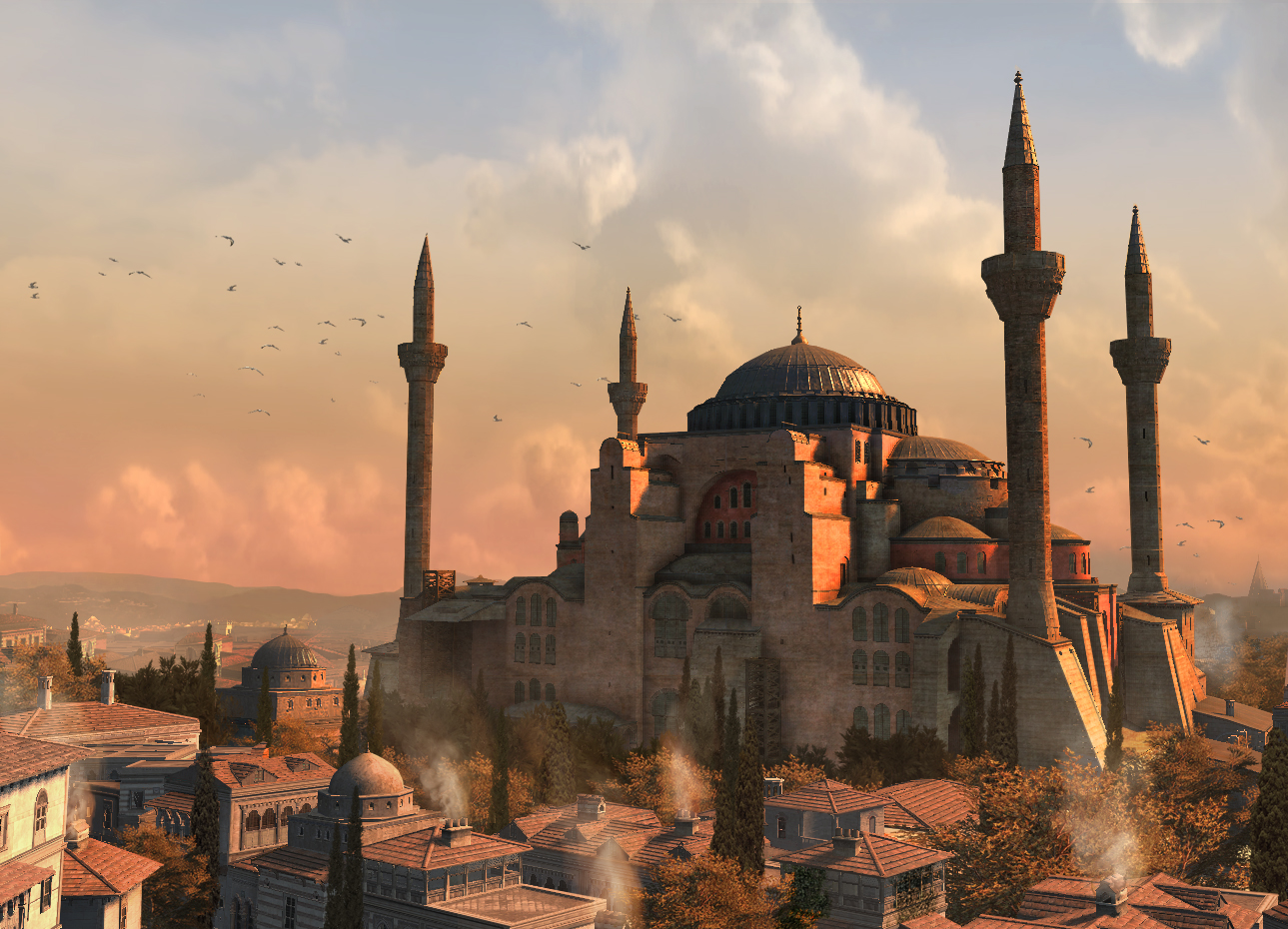 Assassin's Creed Revelations - Gold Edition game image