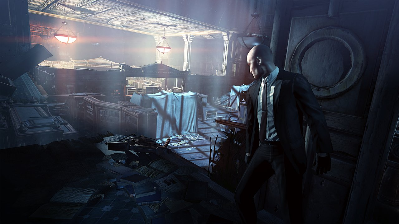 Hitman: Absolution game image