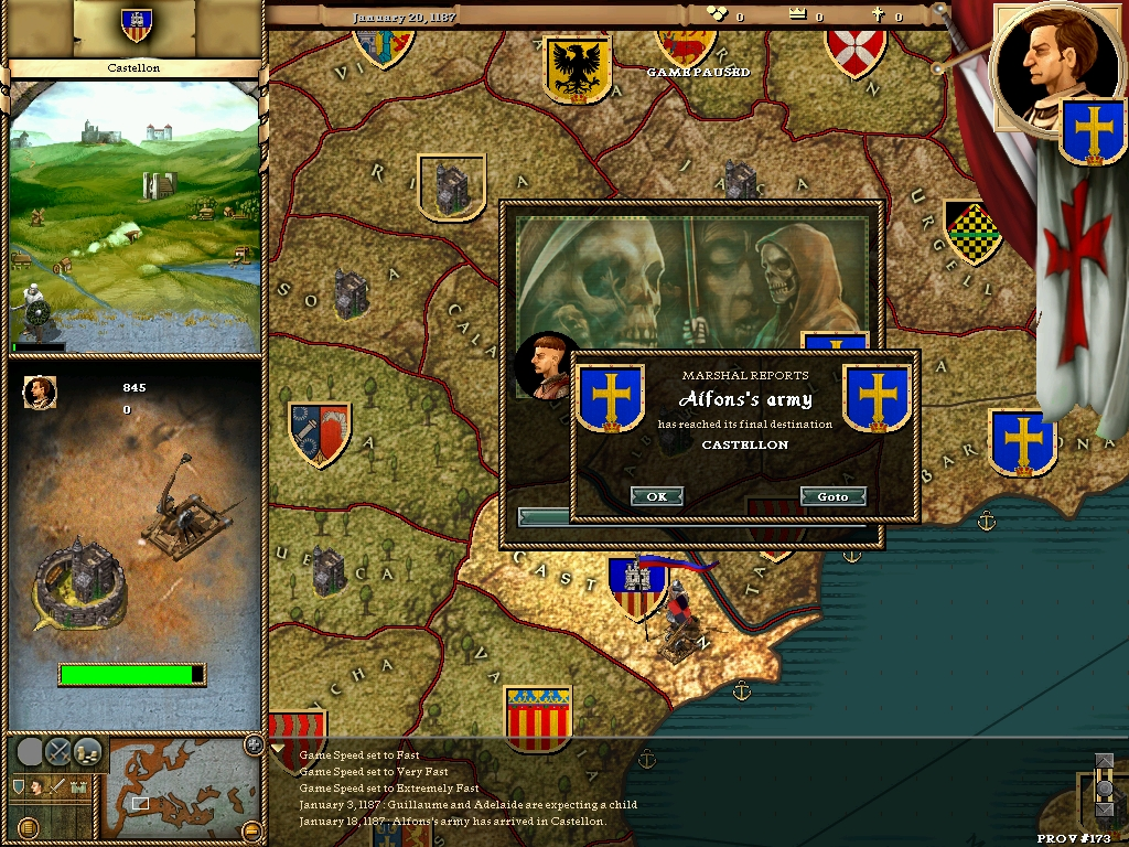 Crusader Kings Complete game image