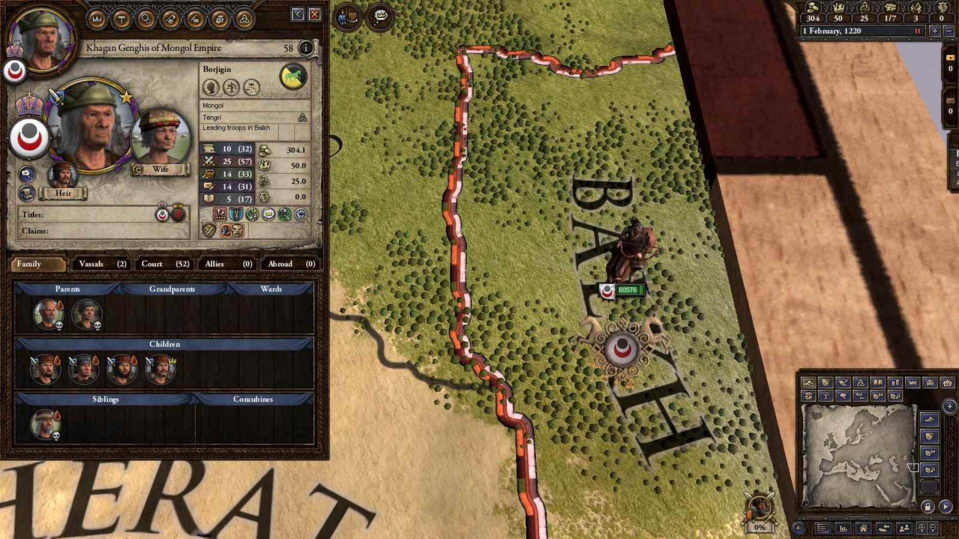 Crusader Kings II: The Old Gods game image