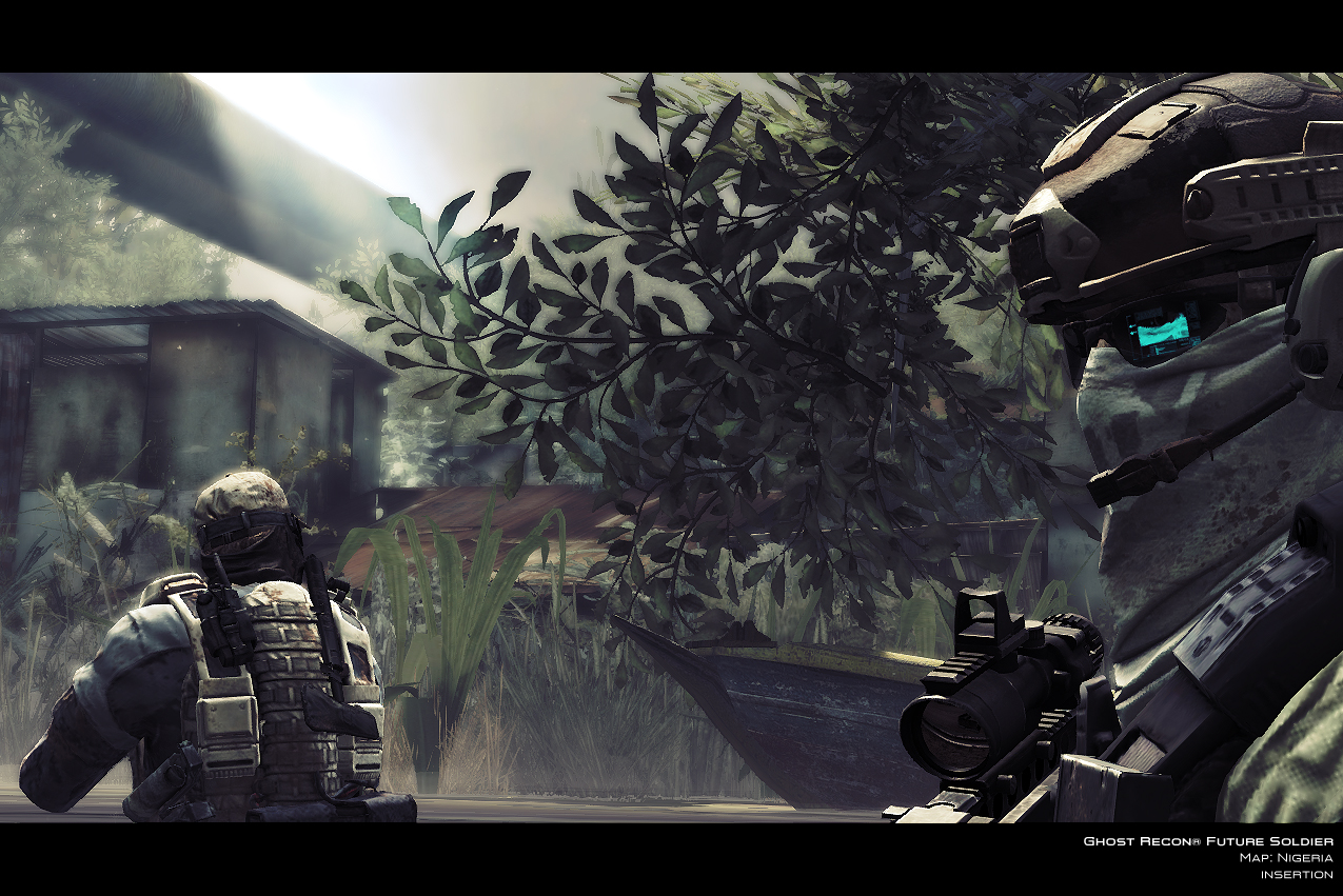 Tom Clancy's Ghost Recon: Future Soldier™ game image