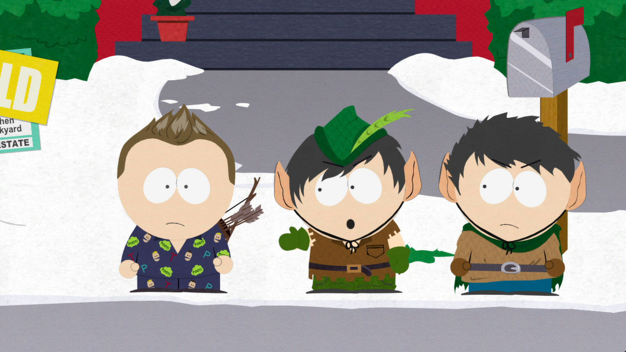 South Park™: The Stick of Truth™ game image