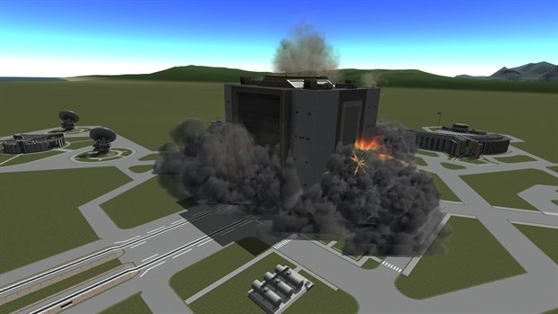 Kerbal Space Program game image