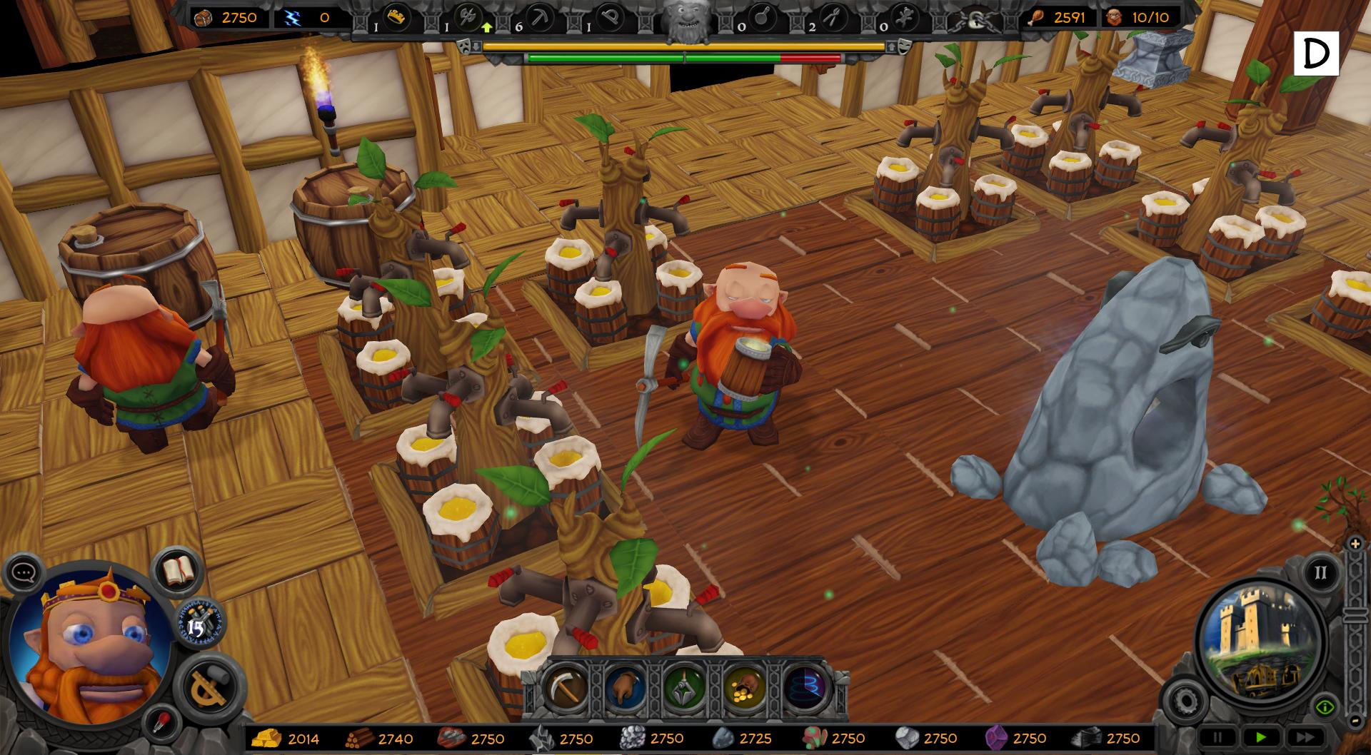 A Game of Dwarves: Ale Pack game image