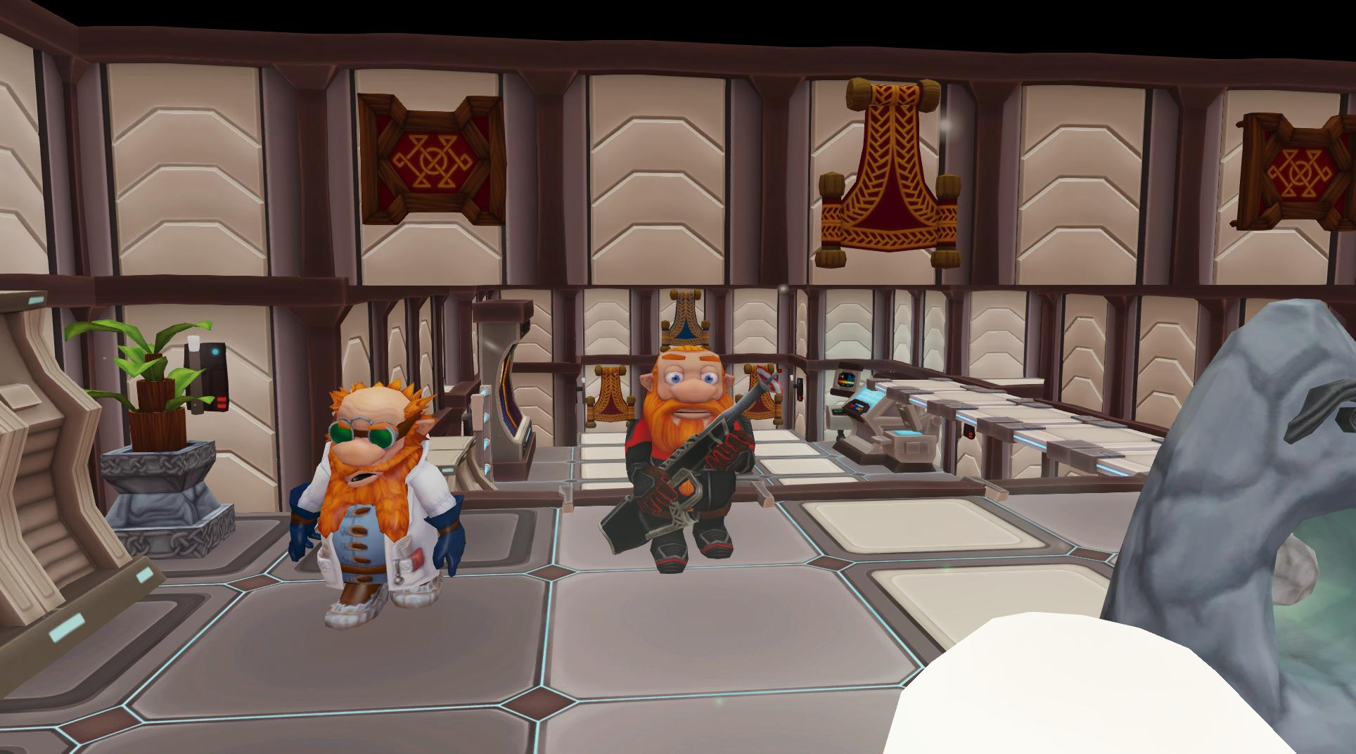 A Game of Dwarves: Star Dwarves game image