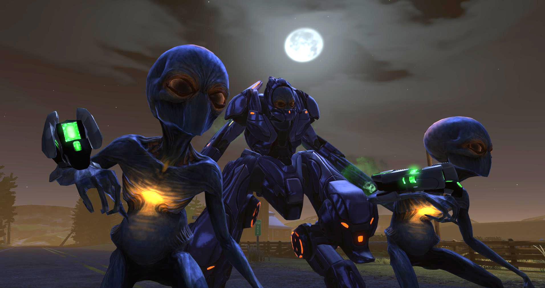 XCOM: Enemy Within game image