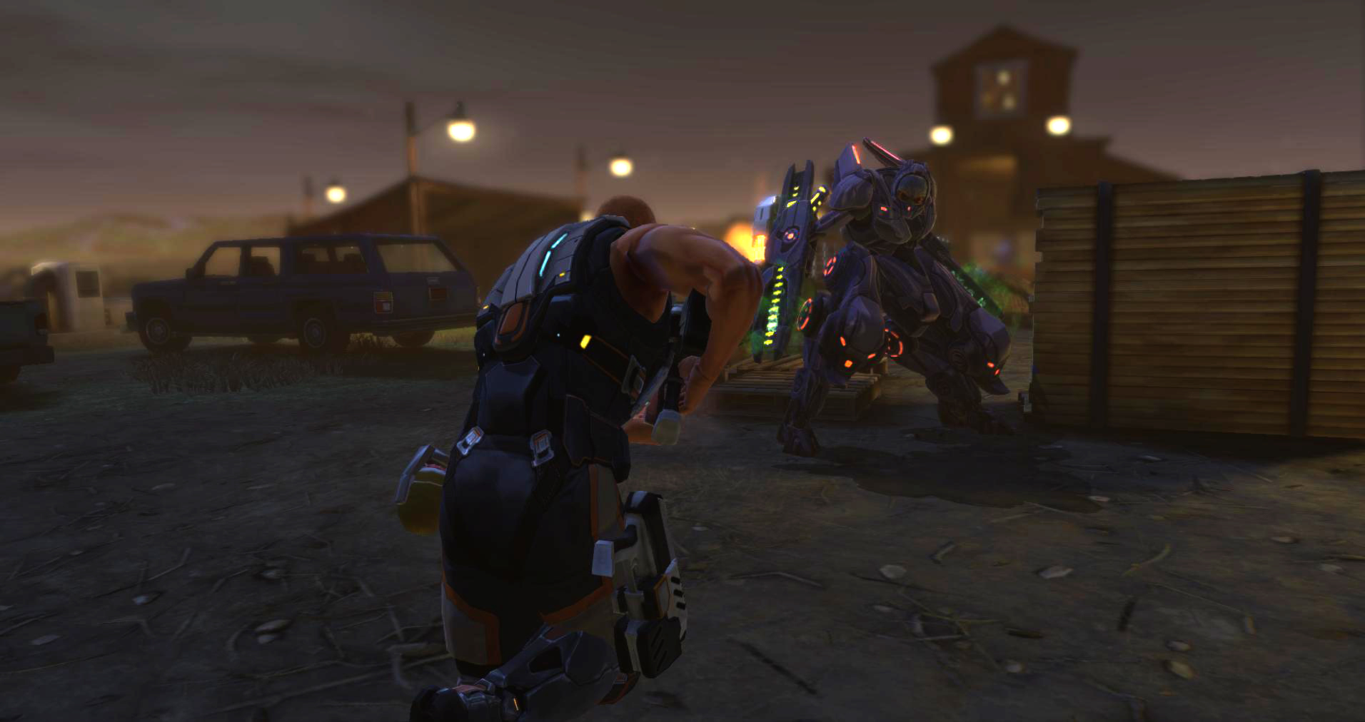 XCOM: Enemy Within game image