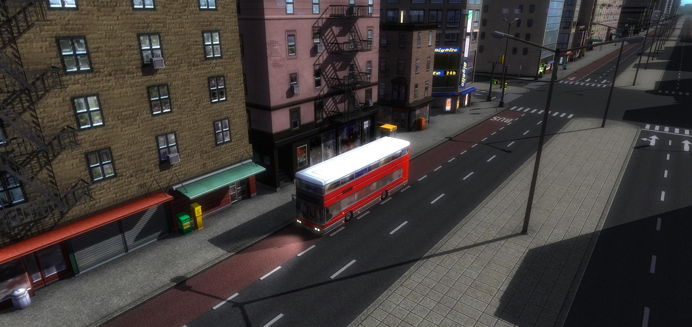 Cities in Motion 2: Bus Mania game image