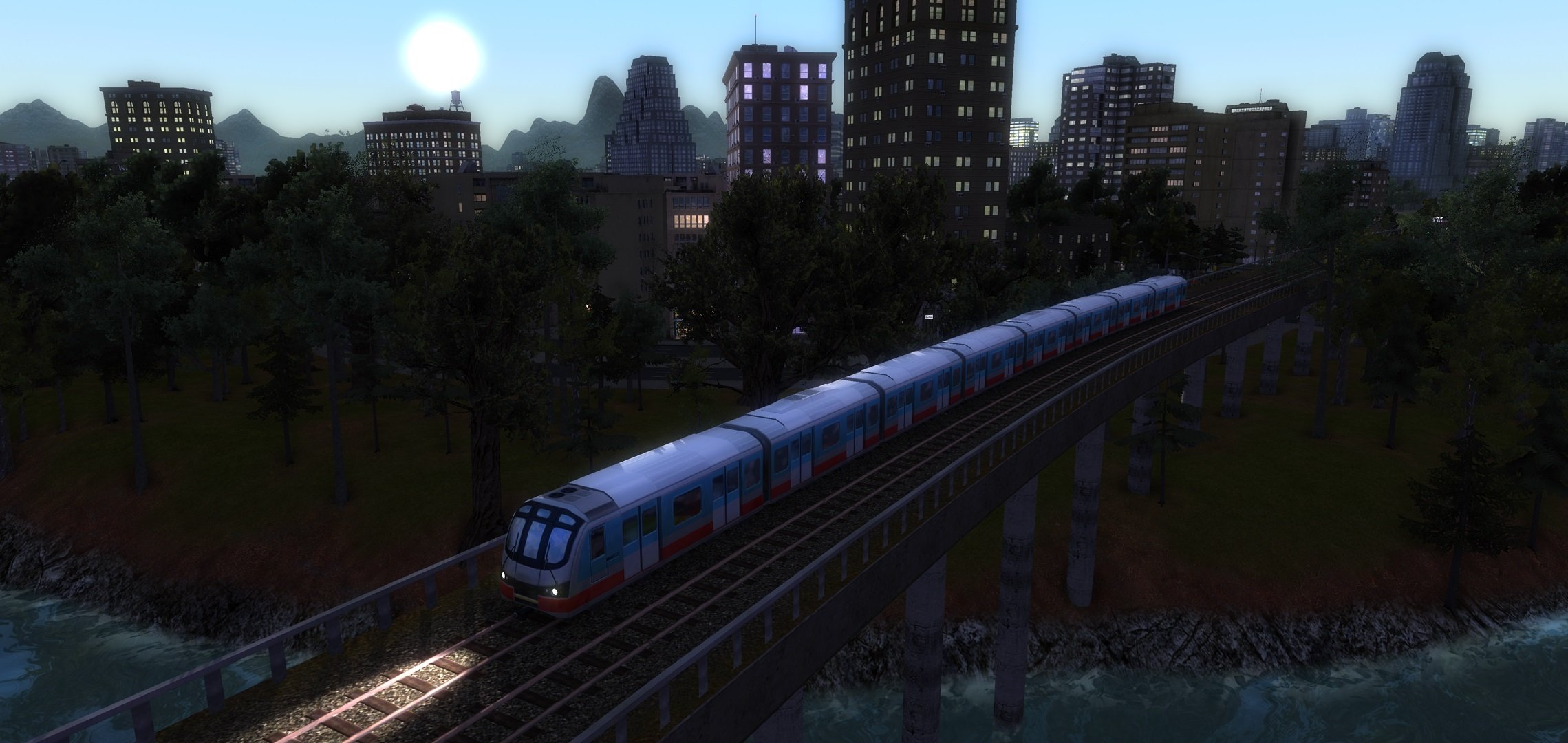 Cities in Motion 2: Metro Madness game image
