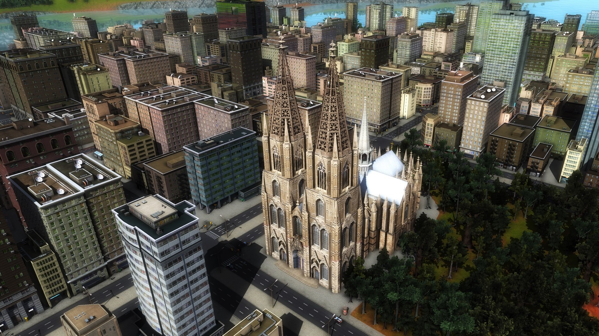 Cities in Motion 2: Lofty Landmarks game image