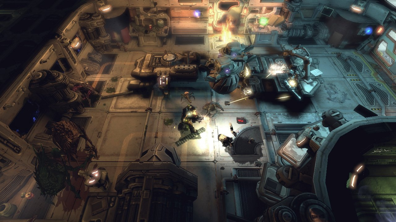 Alien Breed: Impact game image