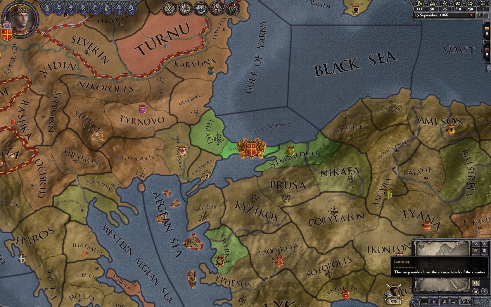 Crusader Kings II: Europa Universalis IV Converter game image