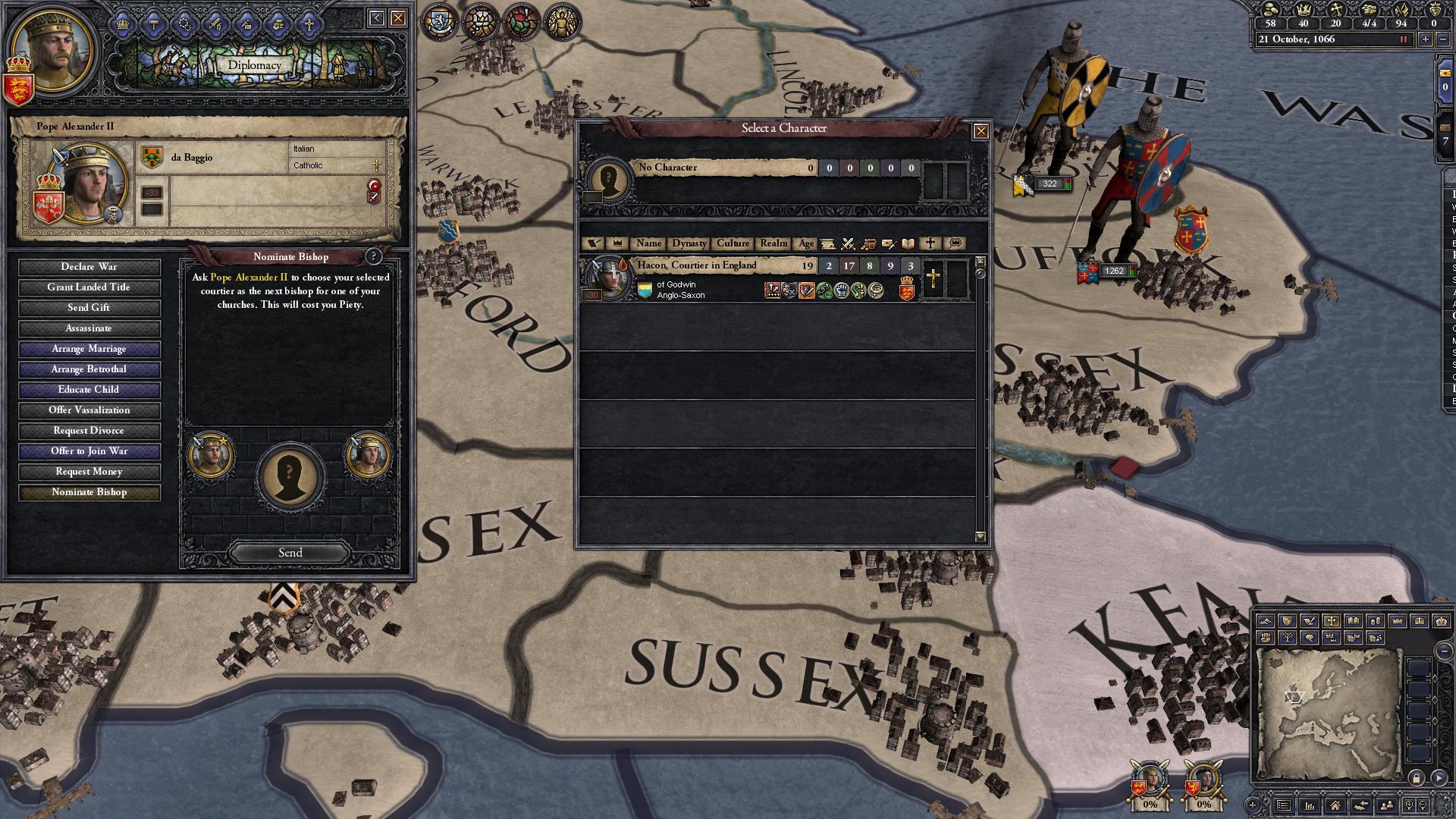 Crusader Kings II: Sons of Abraham game image