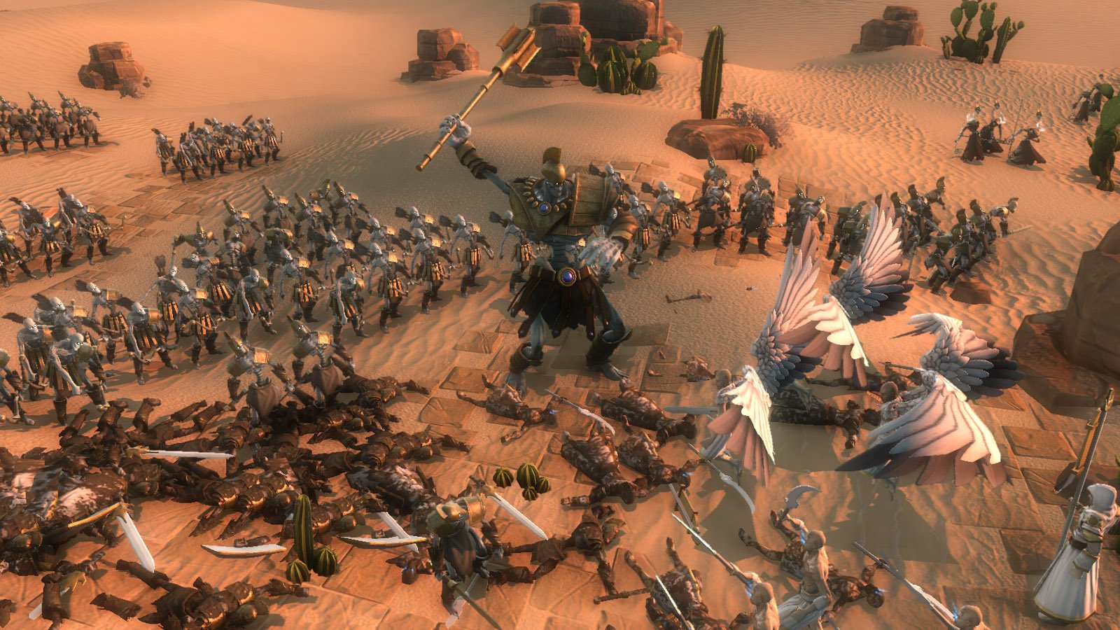 Age of Wonders III game image