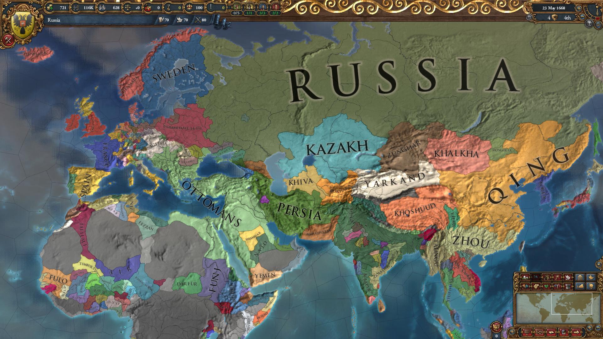 Europa Universalis IV game image