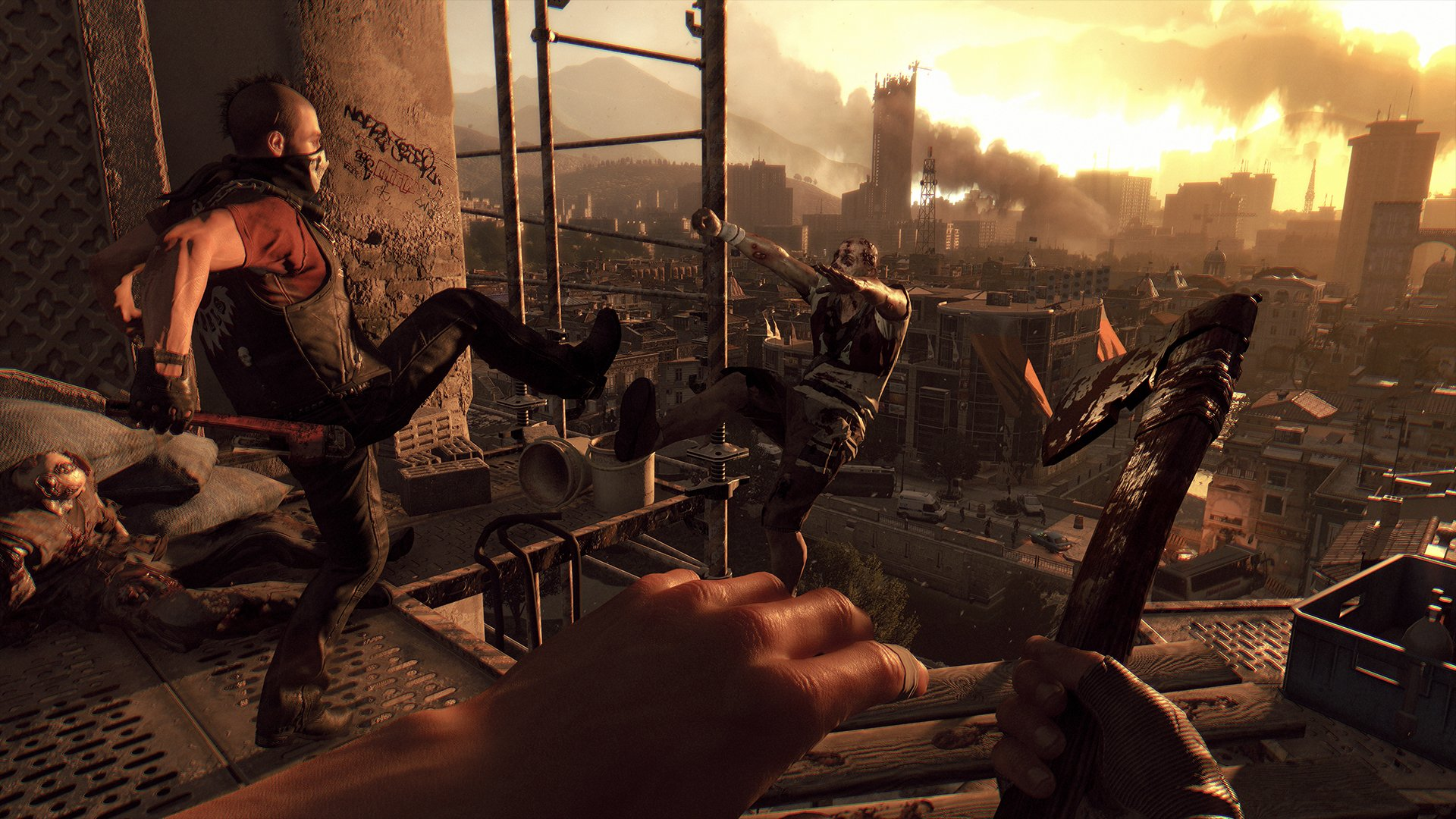 Dying Light: The Following – Enhanced Edition game image