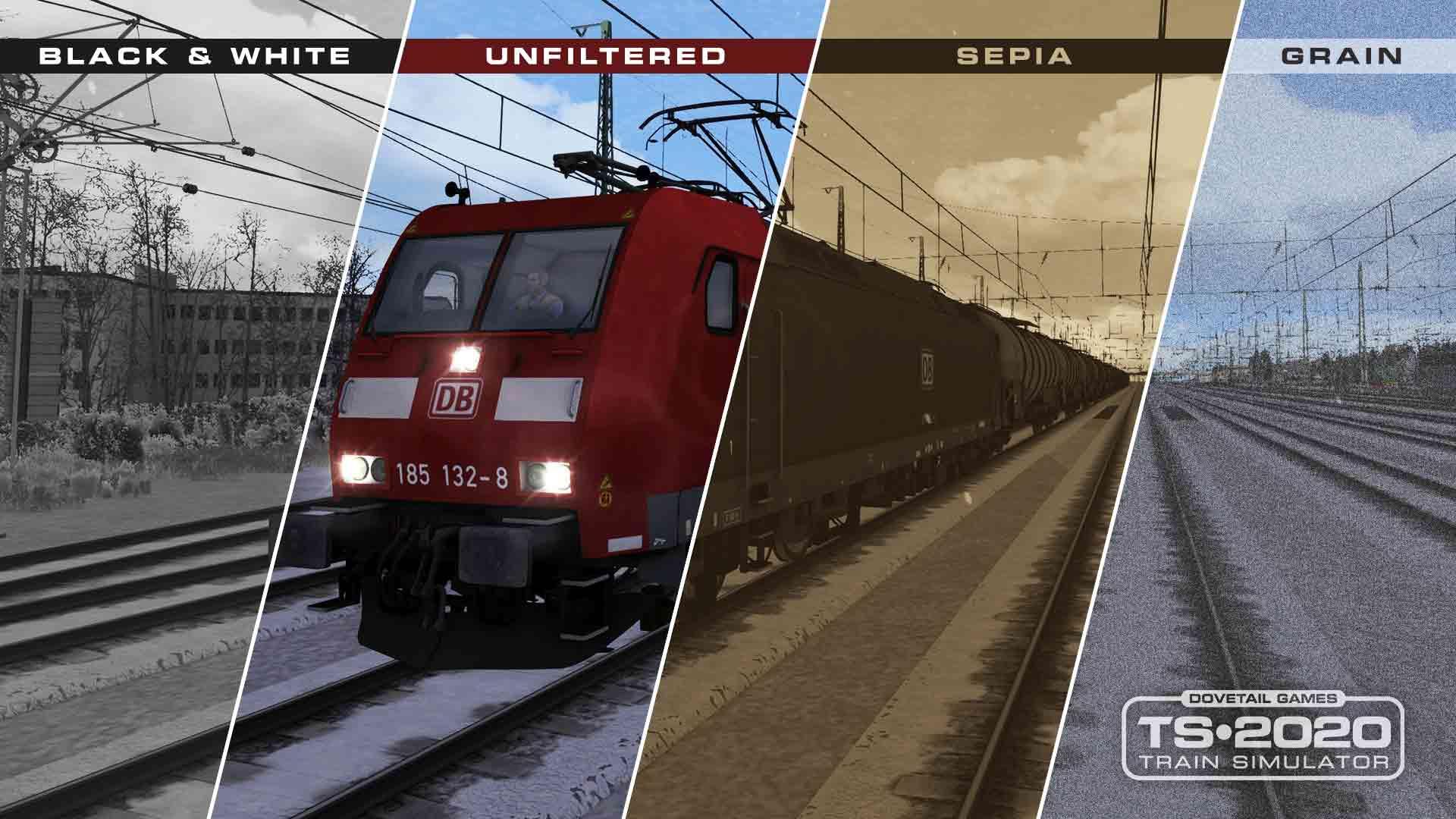 Train Simulator 2020 game image