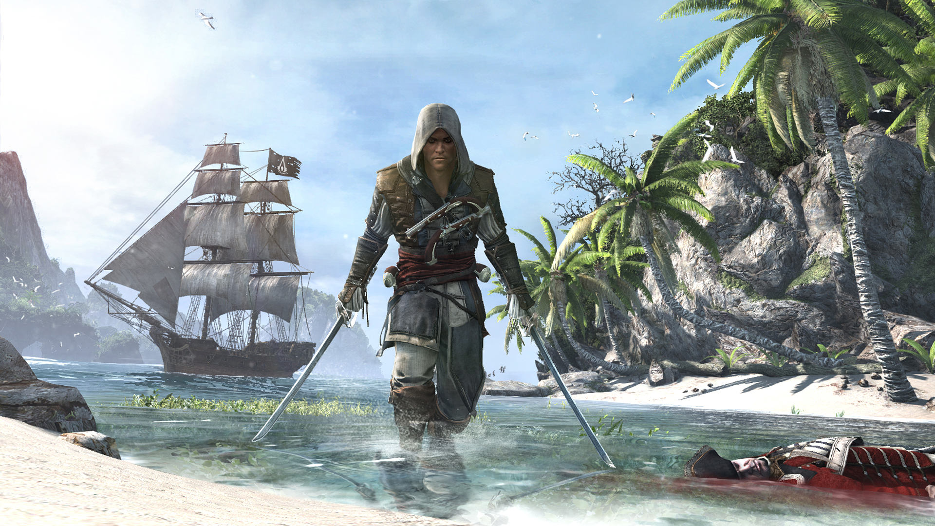 Cheapest assassin's creed iv: black flag digital deluxe edition pc.