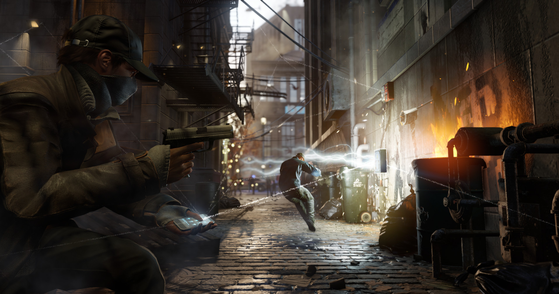 Watch_Dogs™ game image