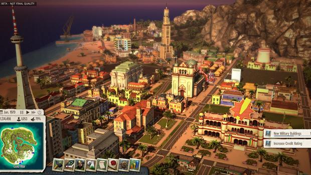 Tropico 5 game image