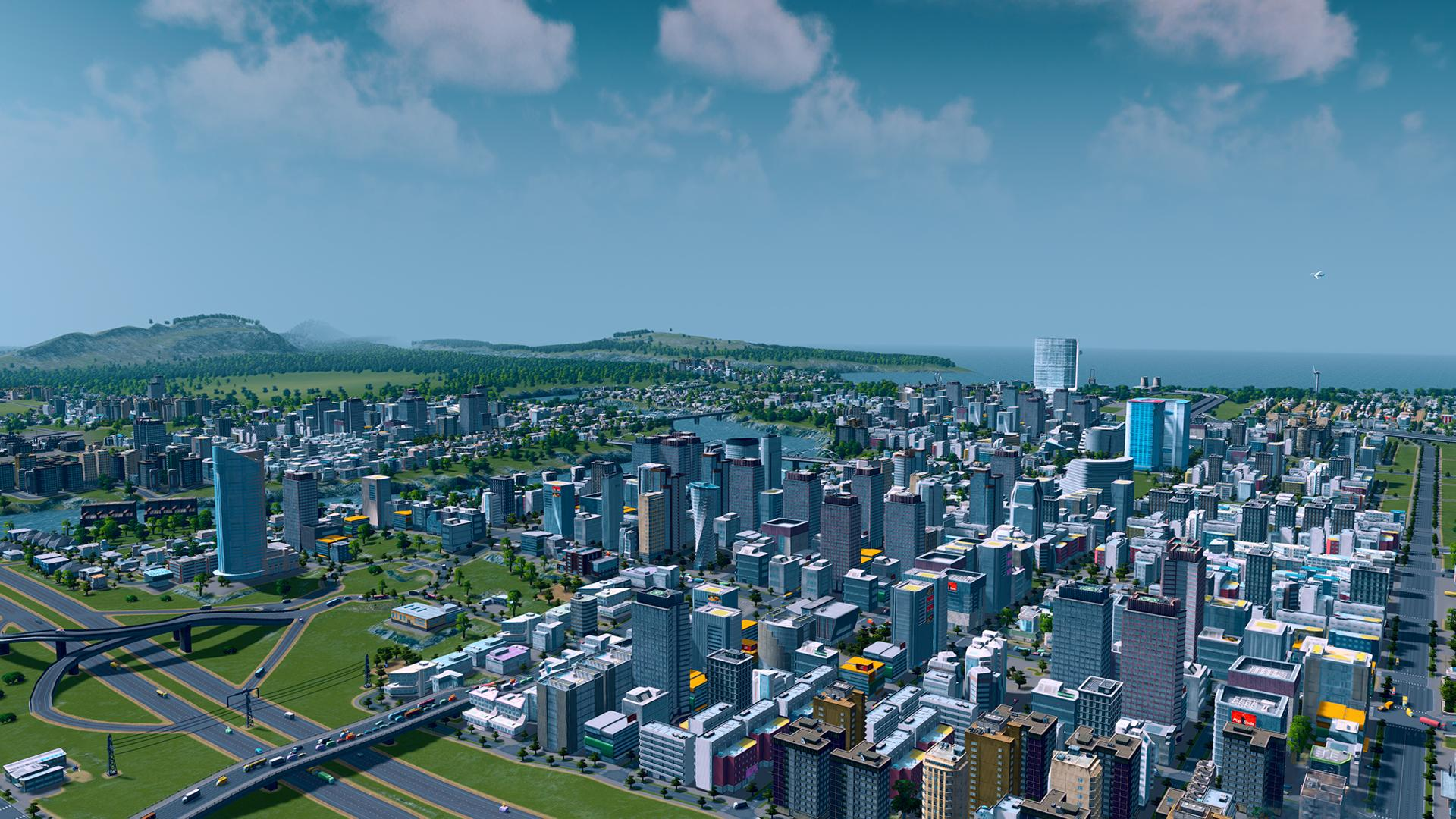 Cities: Skylines game image