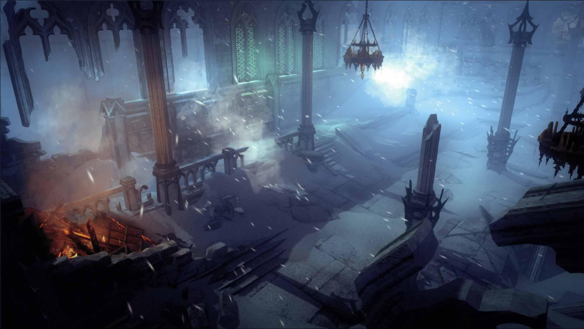 Shadows: Heretic Kingdoms game image