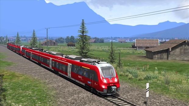 Train Simulator: DB BR 442 'Talent 2' EMU Add-On game image