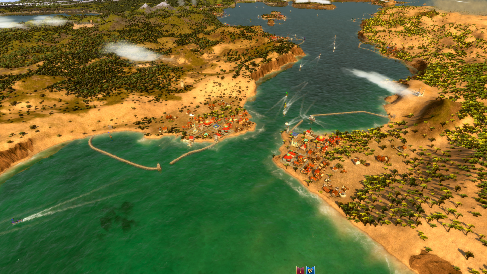 Rise of Venice - Beyond the Sea game image