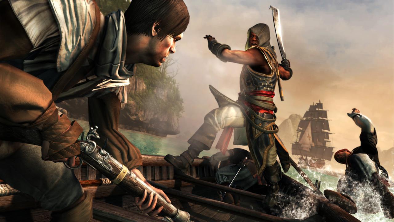 Assassin's Creed® IV Black Flag™ - Season Pass game image