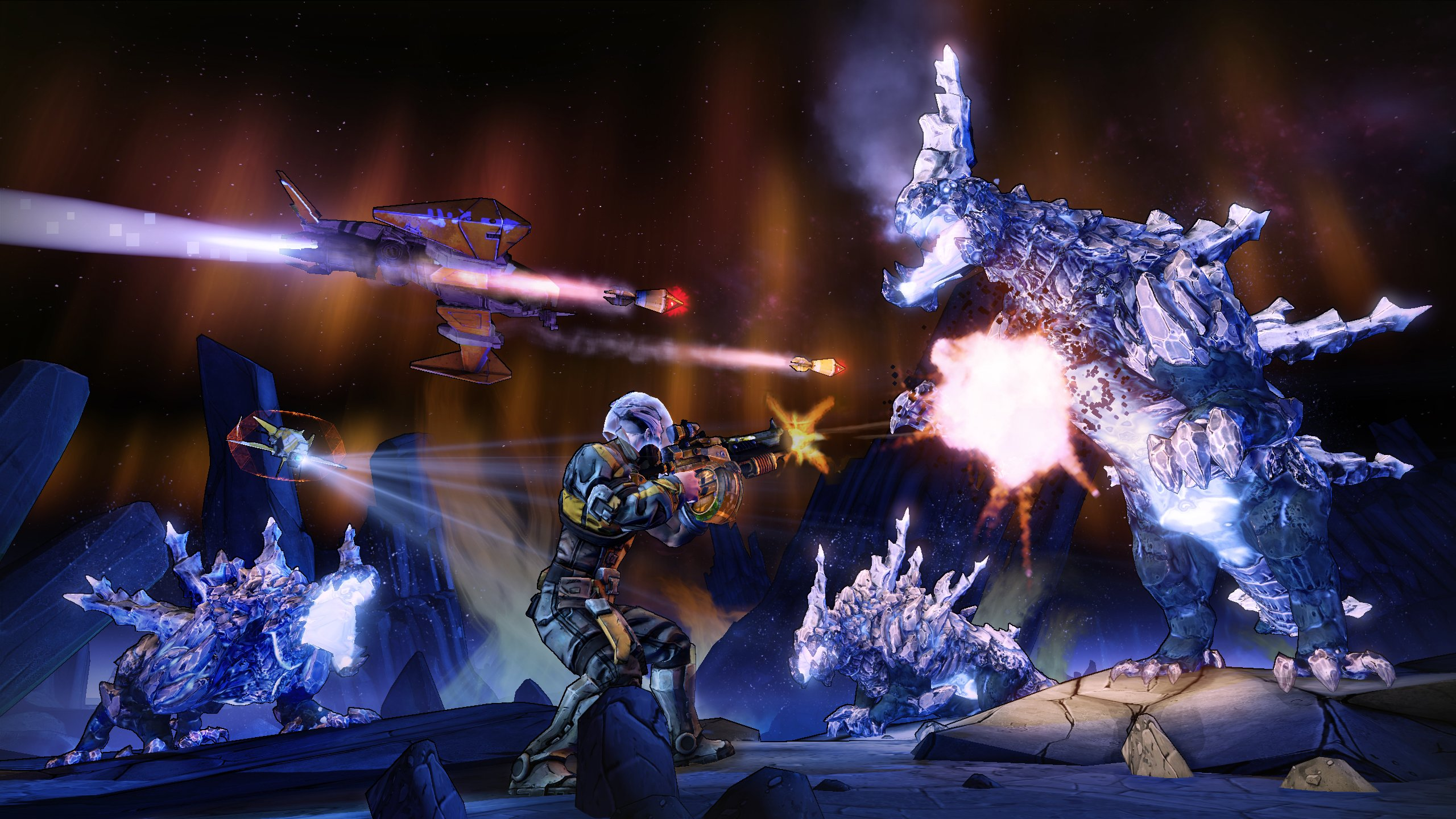 Borderlands: The Pre-Sequel game image