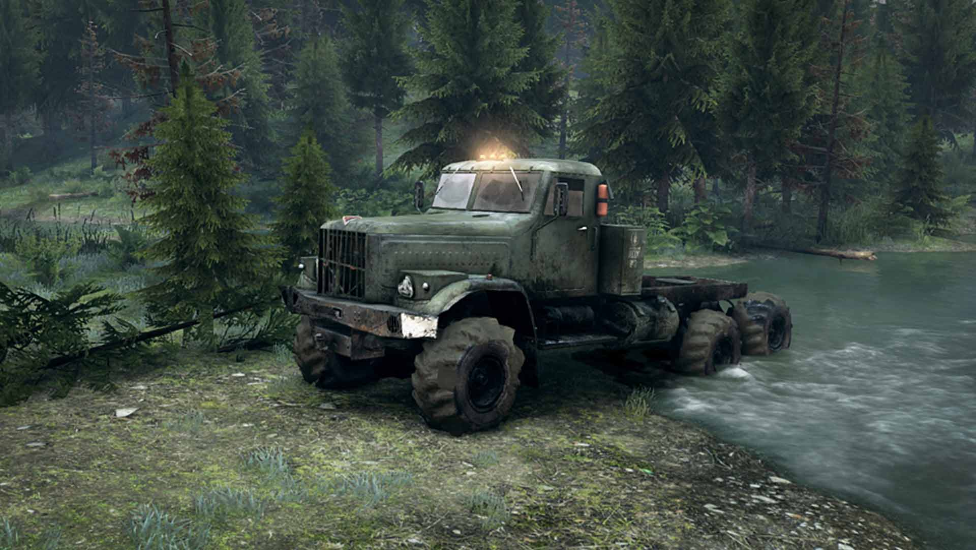 Spintires game image