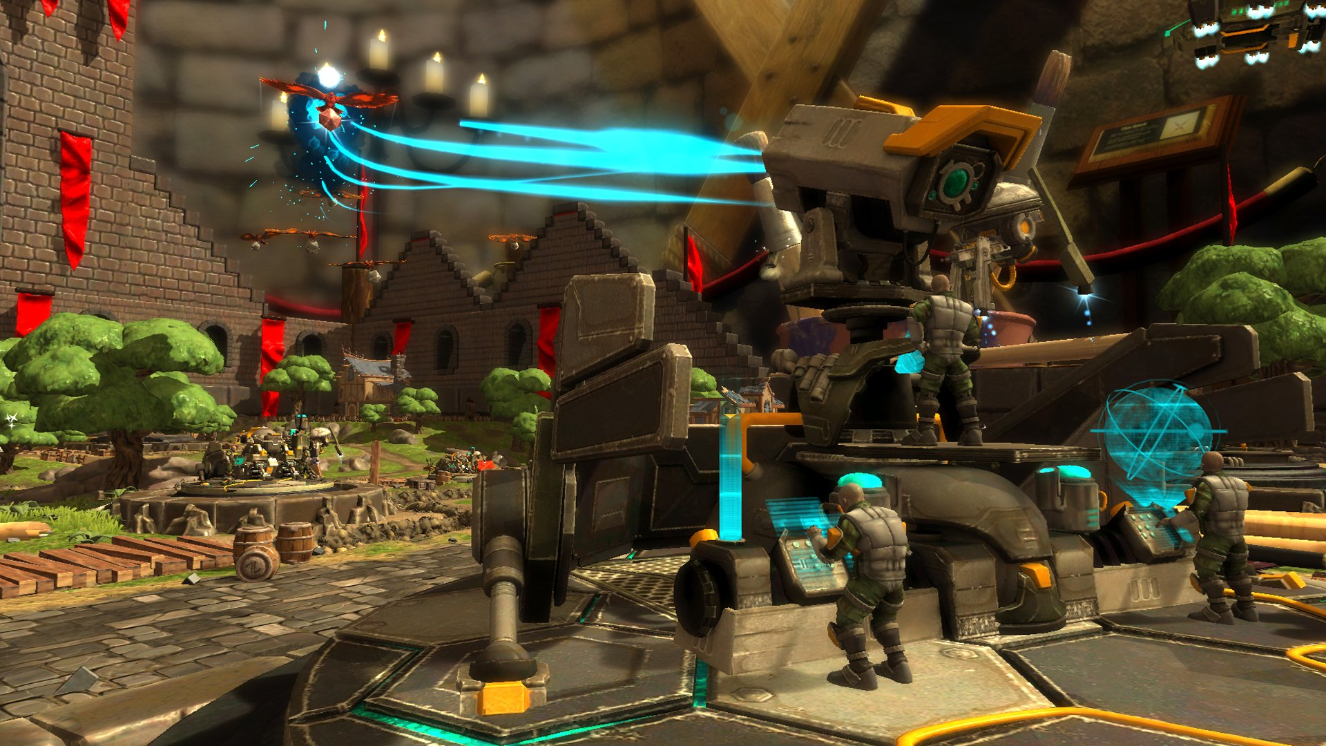 Toy Soldiers: War Chest game image