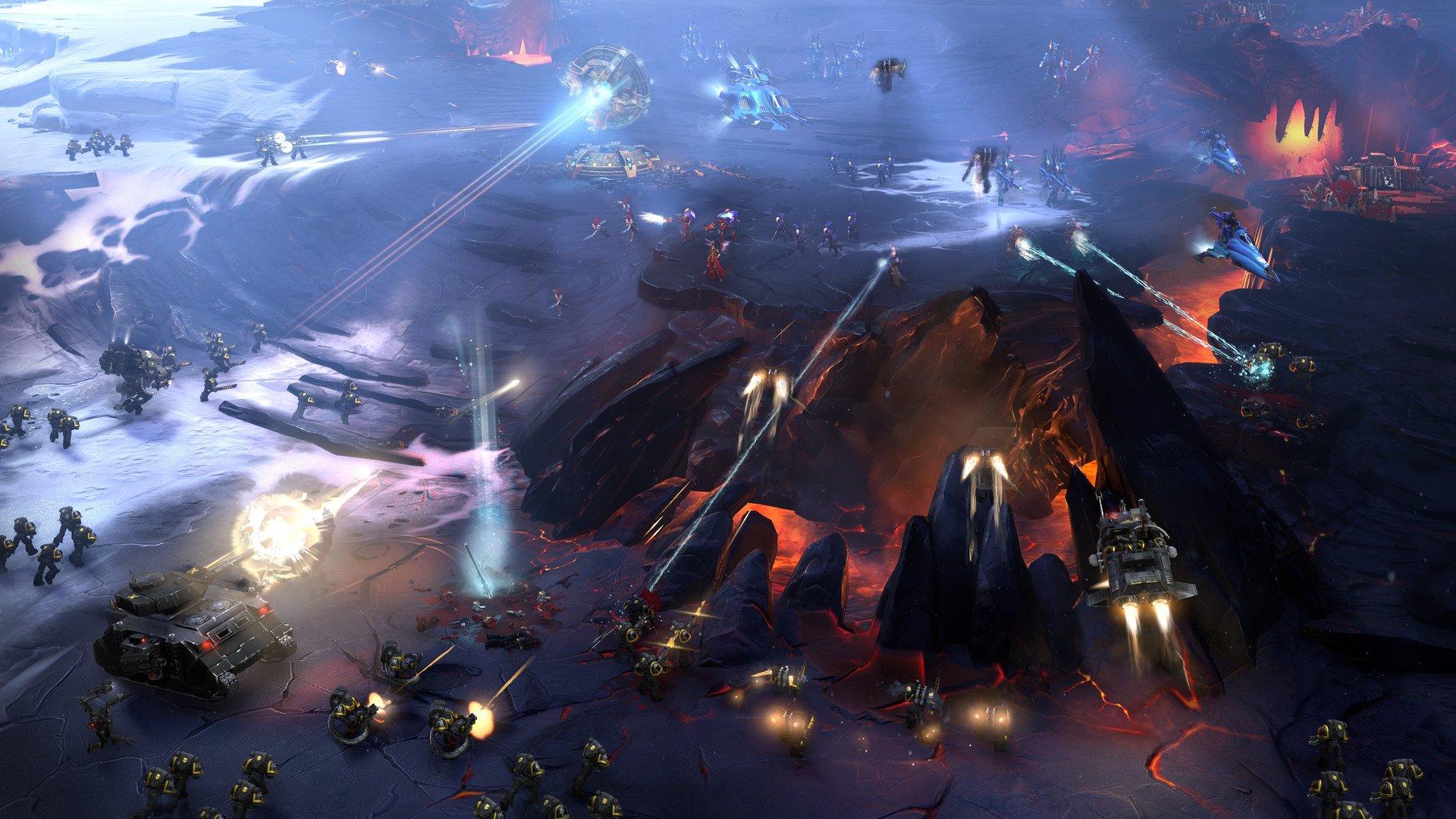 Warhammer 40,000: Dawn of War III game image