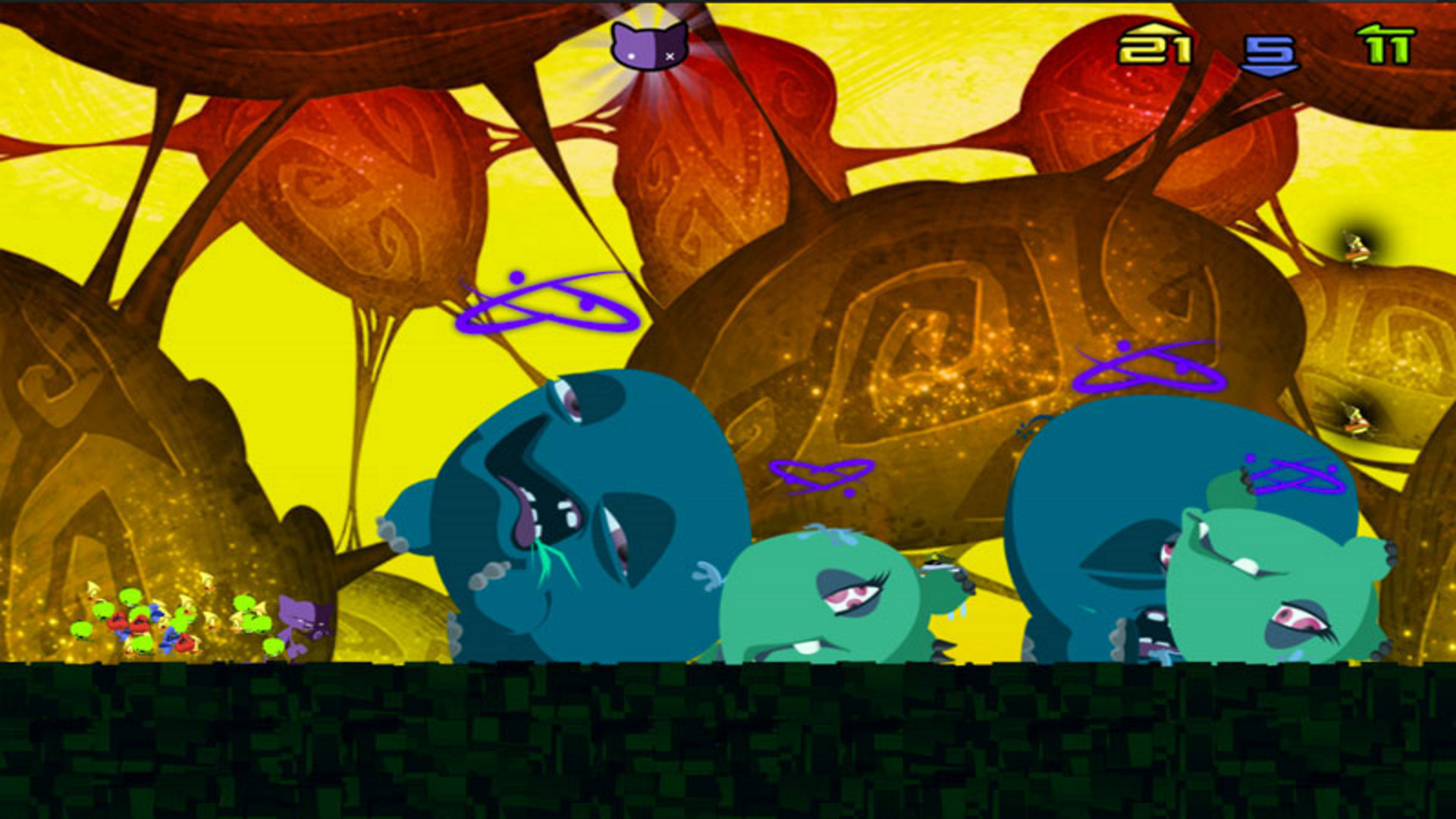 Schrodinger's Cat And The Raiders Of The Lost Quark game image