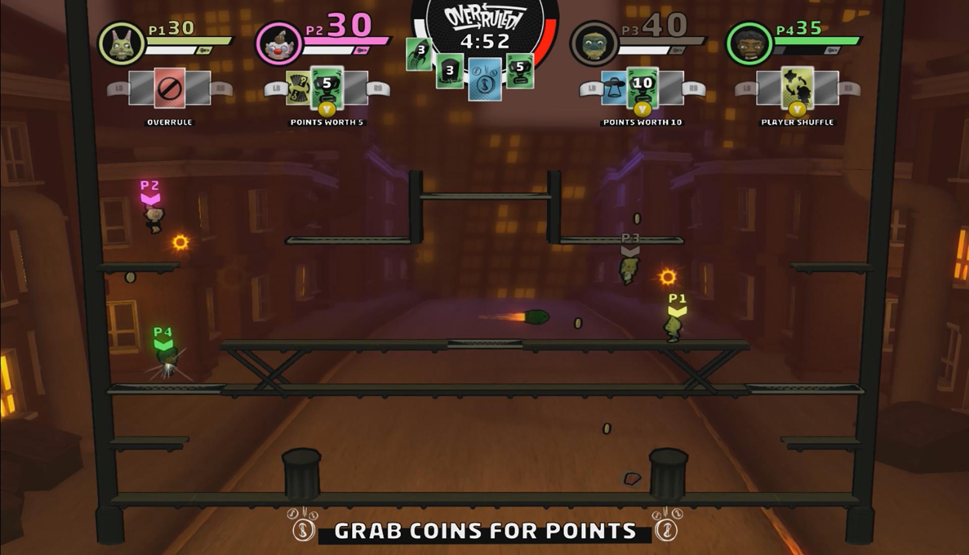 Overruled! game image