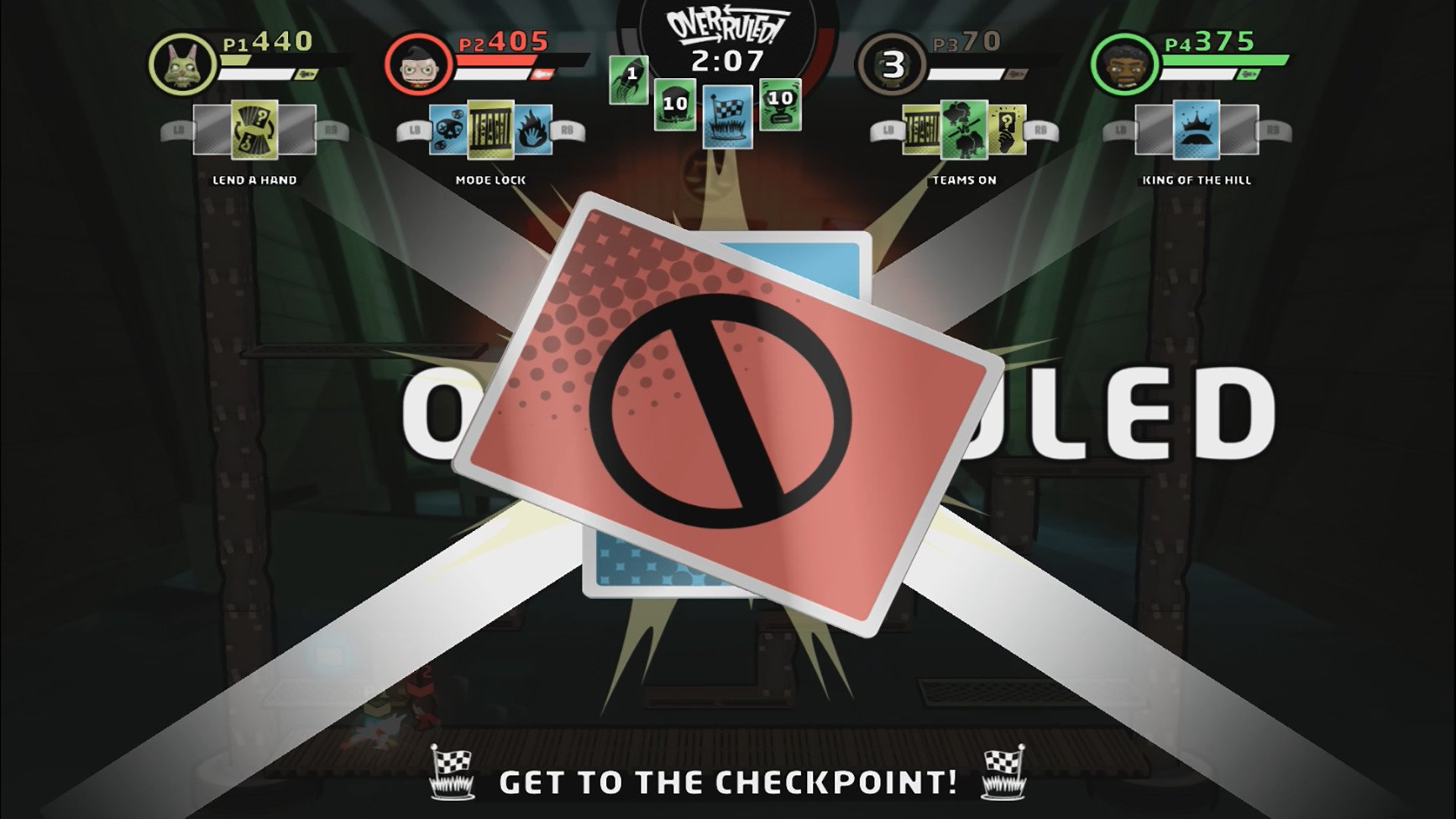 Overruled! game image