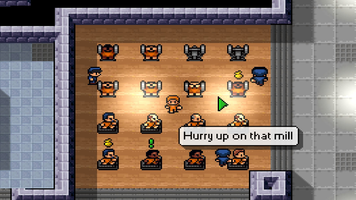 The Escapists game image