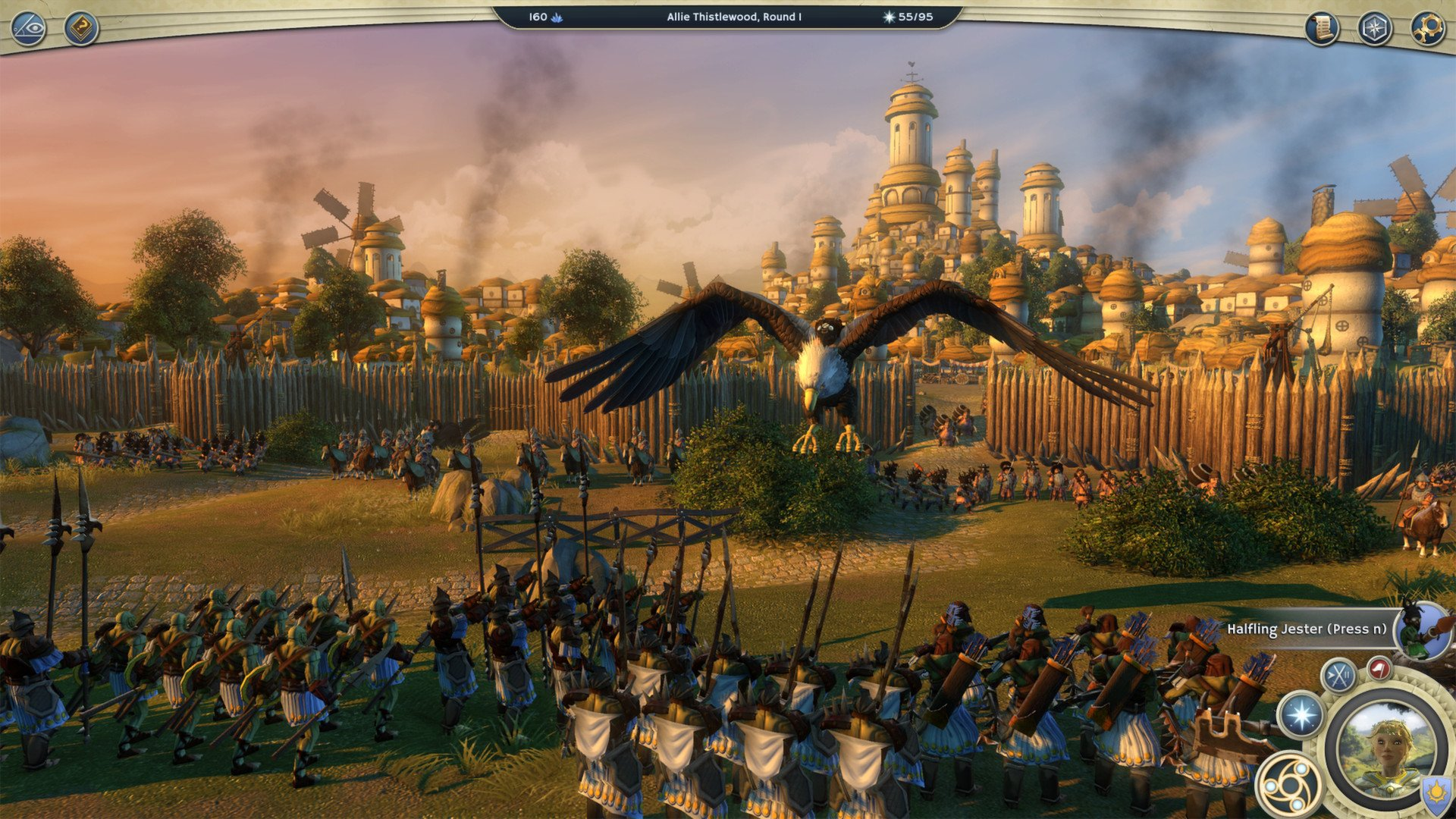 Age of Wonders III - Golden Realms Expansion game image