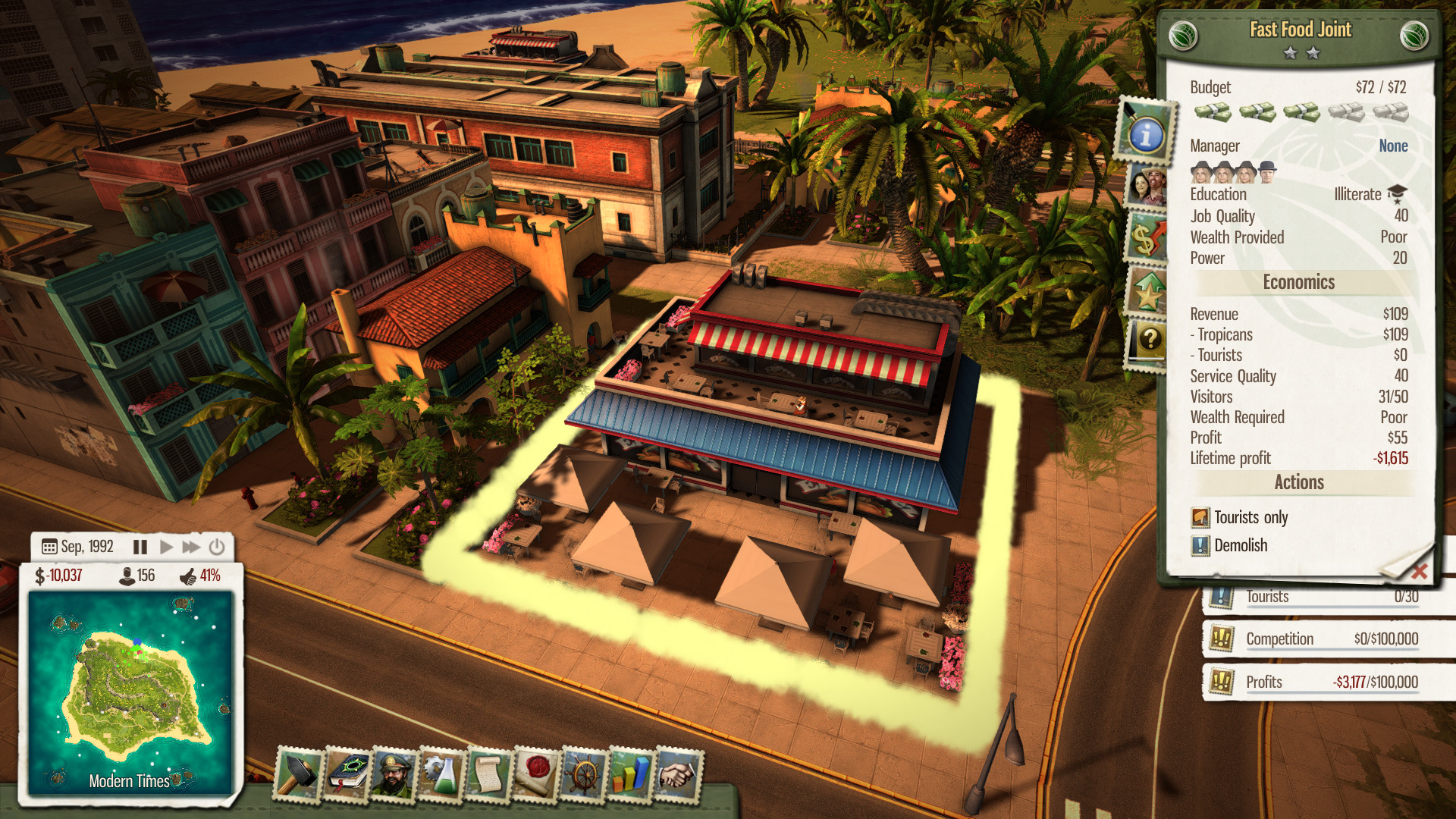 Tropico 5 - Joint Venture game image