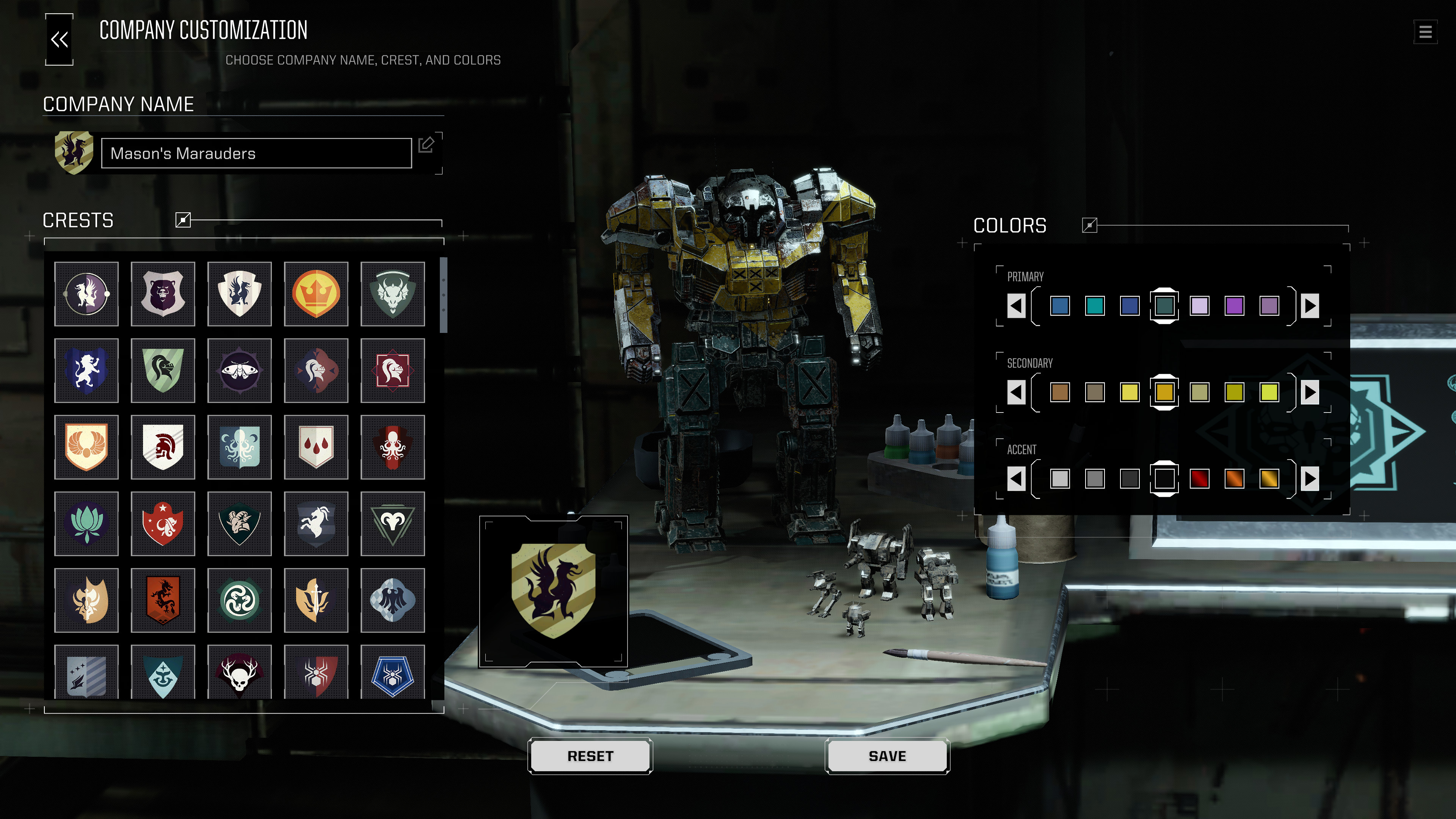 BATTLETECH Mercenary Collection game image