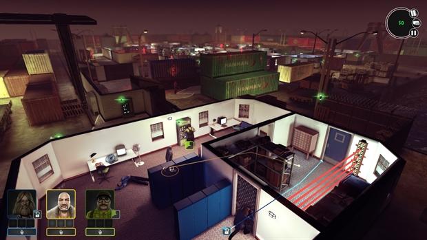 Crookz - The Big Heist game image